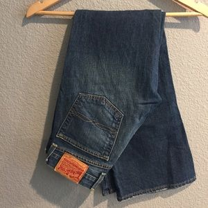 Lucky Brand Lil Maggie short inseam jeans